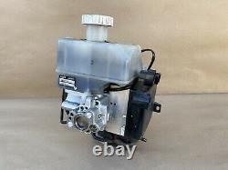 01-02 Mitsubishi Montero Rehausseur De Frein Hydraulique Limité Abs Master Pump System