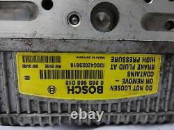 03 04 05 06 Mercedes Sl500 E500 Abs Pump Anti Lock Brake Module Part A0044314212