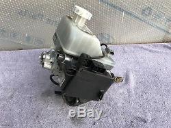 03-05 Mitsubishi Montero Limitée Hydraulique Servofrein Abs Master System Pompe