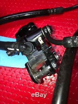 08 09 10 11 12 13 14 15 16 R6 Yamaha Yzf-r6 Avant Système De Freinage Etrier 20,78