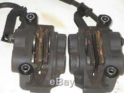08 09 10 11 12 13 14 15 16 Yamaha R6 R6r Yzf-r6 Avant Système De Freinage Etrier