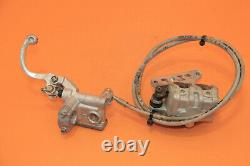 1993-1997 Yz125 Yz250 Avant Big Brake System Master Cylinder 260mm Rotor Caliper
