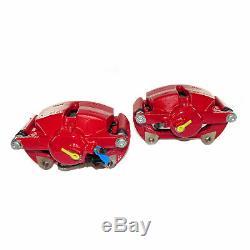 2 Étriers De Freins Avant 340mm Seat Leon Cupra 5f Du Système De Freinage De Performance
