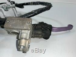 2003 03-04 Système De Frein Avant Yamaha Yz450f Levier Étrier Maître-cylindre
