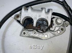2005 05-16 Système De Frein Avant Yamaha Yz250f Levier Étrier Maître-cylindre