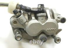 2005 Honda Crf450x Crf 450x Système De Freinage Maître-cylindre Avant Et Caliper (oem)