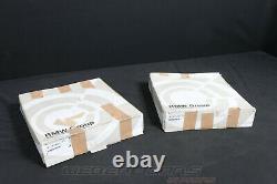 6756847 Disques De Frein Système De Frein Avant Nouveau Org Bmw X5 E53 Facelift 4.8is 360ps