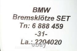 6888459 New & Org Bmw X5 X6 G05 G06 X7 G07 M50dx M50ix M Performance Plaquettes De Frein