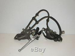 98 99 Suzuki Gsxr750 Système De Freinage Gsxr750 Avant Étriers Maître-cylindre