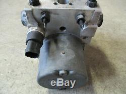 Abs Block System Steuergerät Audi A8 S8 4e 4e0614517bd Modul