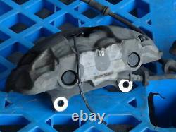 Audi A6 Avant 3.0 Étalonnage De Frein Tdi 4g C7 Fl Avant Gauche 4g05bp 4g06bp