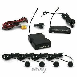 Autoloc Ez Avant Et Arrière 8 Capteur Back Up Sensor System Avec Camion LCD Display