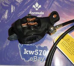 Avant De Formule Bake Système T1 My16 Noir Mat Fcs + Tfra Noir Et Arrière Nouveau