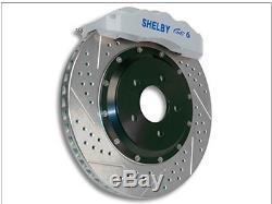 Baer Shelby Pro Système De Freinage Plus Front (2005-2012)