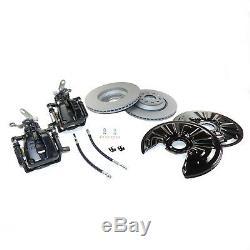 Big Système De Freinage 310mm Arrière Vw Golf Gti Mk5 Mk6 Scirocco Audi A3 8p S3 Rs3 Tt 8j