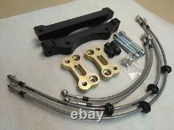 Bmw 5 Adaptateurs D'étrier De Frein F10 Pour Installer Le Système De Frein M5 F10