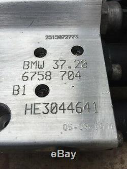 Bmw E65 E66 Avant Hydraulique Dynamique Freins Abs Antiblocage Bloc Pompe, P # 6 758 704