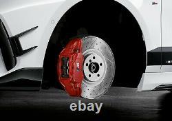 Bmw M Performance Sports Brake System Kit F40 F44 Avant Arrière Rouge 34112450159