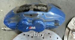 Bmw M4 F82 2015 Coupé Genuine M Sport Brake System Kit Avant Arrière