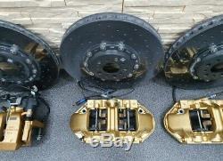 Bmw M5 F90 G30 M8 G14 G15 G16 Carbone Céramique Système De Freinage Frein Complet