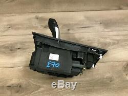 Bmw X5 E71 E70 Oem X6 Parking Au Freinage D'urgence Vitesse Sélecteur Shifter 2007-2013