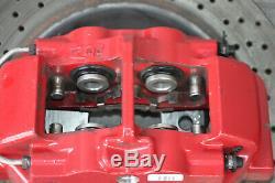 Corvette C6 Z06 Système De Freinage Disques De Frein Frein Rouge Disque De Frein Étriers