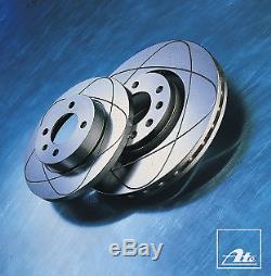 Disque De Frein (2 Pcs) Power Disc Ate 24,0330 À 0176,1