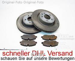 Disques De Rupture Bremsbeläge Ate Front Land Range Rover Sport Ls 4.4