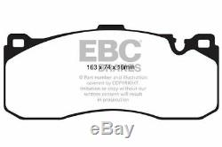 Dp41995r Ebc Yellowstuff Avant Plaquettes De Frein 135 Conv 135 Adaptent Coupe Mini (r56)