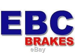 Ebc Yellowstuff Frein Avant Dp41995r Bmw E82 135i 2007 2013 Coupé