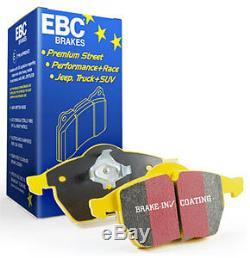 Ebc Yellowstuff Plaquettes De Frein Avant Dp41995r (rapide Street, Piste, Course)