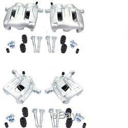 Étrier De Frein Avant Arrière De + Mercedes Vito Viano Mixo W639 Système Bosch