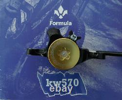 Formula System Set T1s Glossy Black Front And Post Utilisé