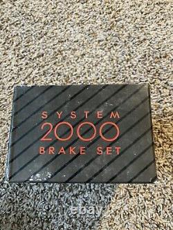 Freins Odyssey Bmx 1985 Gt Hutch Performer System 2000 Vintage Nos Orange Rare