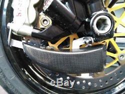 Kawasaki Ninja Zx10r (11-19) Gp Conduits Système De Refroidissement Frein Avant Par Cnc Racing