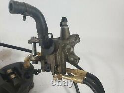 Kawasaki Ninja Zx6r Zx600r Oem Nissin Brake System Gp Style Steel Line 2007-2012