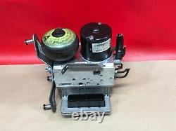 Mercedes Benz Oem E320 E350 E500 Abs Brake Pump System Hydraulic Sbc Anti Lock