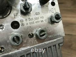 Mercedes Oem W211 E500 E320 W219 Abs Système De Pompe De Frein Hydraulique Sbc Anti Lock