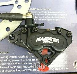 Nos Navigator 6 Système De Frein À Disque Hydraulique Piston
