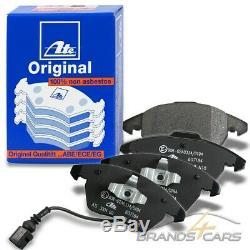Nous Avons Mangé Bremsscheiben + Bremsbeläge Vorne + Hinten Für Audi A3 8p Bj 04-13 1,2-2,0