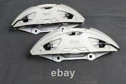 Nouveau Bmw 7er G11 G12 750d X Brake Caliper L+r Avant Pour Système 374x36mm