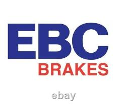 Nouveau Ebc Greenstuff Front And Rear Brake Pads Kit Performance Padkit1613