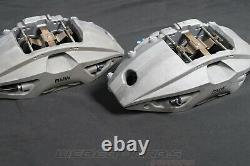 Nouveau Oem Bmw 5er G30 G31 Frein Caliper L+r Avant Pour Frein Système De Freinage 374x36mm