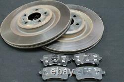 Original Audi A8 S8 4h Facelift Brake Discs Brake System 14 1/32in 4h0615601l