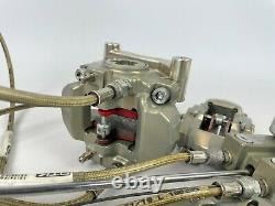 Otk Tony Kart Bsd / Bss Kz Gearbox Kit Complet Du Système De Freinage Avant Et Arrière