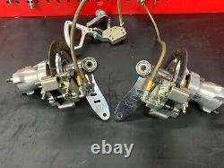 Otk Tony Kart Complète Du Système De Freinage Avant Rotax Tkm X30 Alonso Kosmic