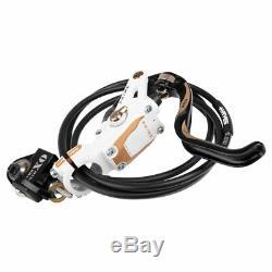 Ox-brake Hydra Gauche Système De Freinage Arrière À La Main Lhrb Ktm 500 525 530