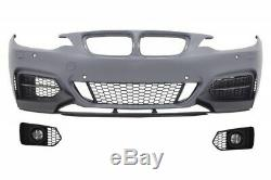 Pare-chocs Bmw Série 2 F22 F23 Coupe Cabrio 14+ Lèvre Inférieure M235i M Performance Rechercher