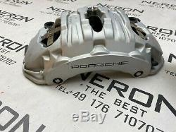 Porsche Cayenne Étriers De Frein Système De Freinage Avant 7pp615123