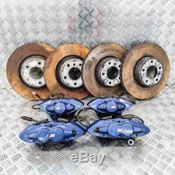 Système Bmw 1 M135 F21 Frein Kit Étriers Et Disques 20b43302 3.0 P 235kw 2014